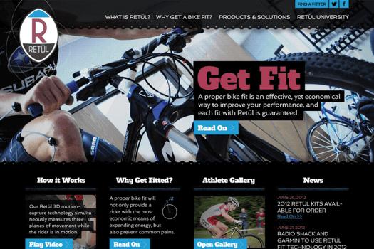 Retul Custom Bike Fitters